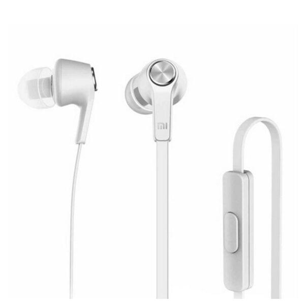 34607 - Бюджетные Hi-Fi наушники-вкладыши Xiaomi HSEJ02JY - пульт управления, микрофон, проводные