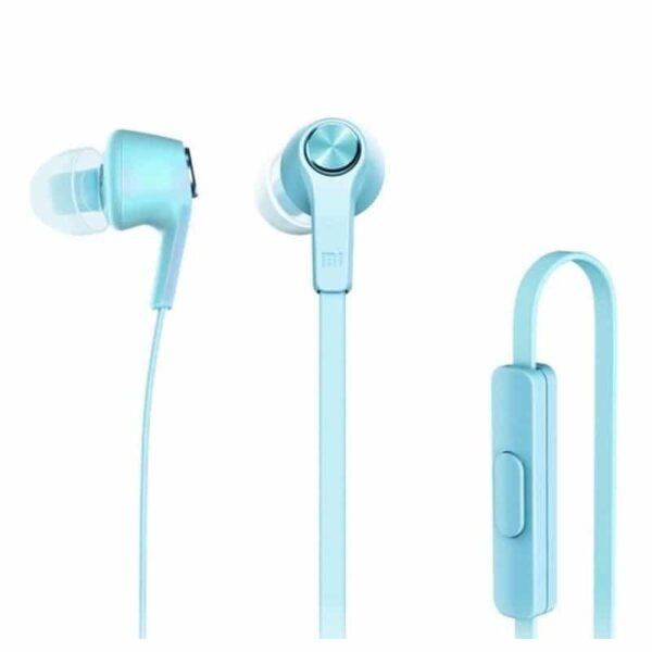 34608 - Бюджетные Hi-Fi наушники-вкладыши Xiaomi HSEJ02JY - пульт управления, микрофон, проводные