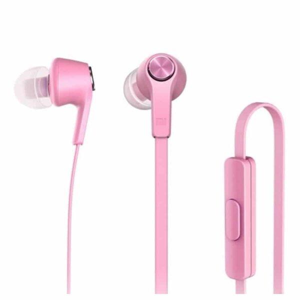 34609 - Бюджетные Hi-Fi наушники-вкладыши Xiaomi HSEJ02JY - пульт управления, микрофон, проводные