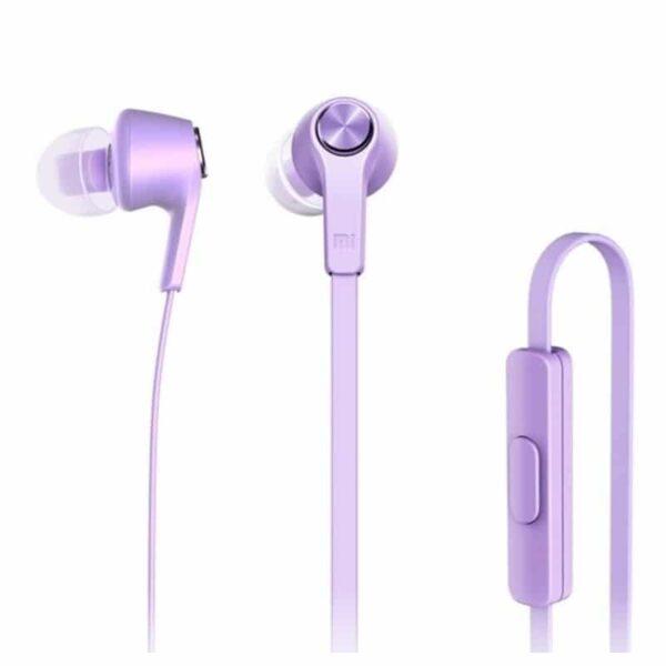 34610 - Бюджетные Hi-Fi наушники-вкладыши Xiaomi HSEJ02JY - пульт управления, микрофон, проводные