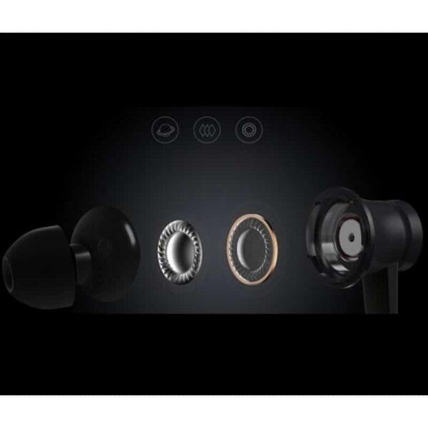 34611 - Бюджетные Hi-Fi наушники-вкладыши Xiaomi HSEJ02JY - пульт управления, микрофон, проводные