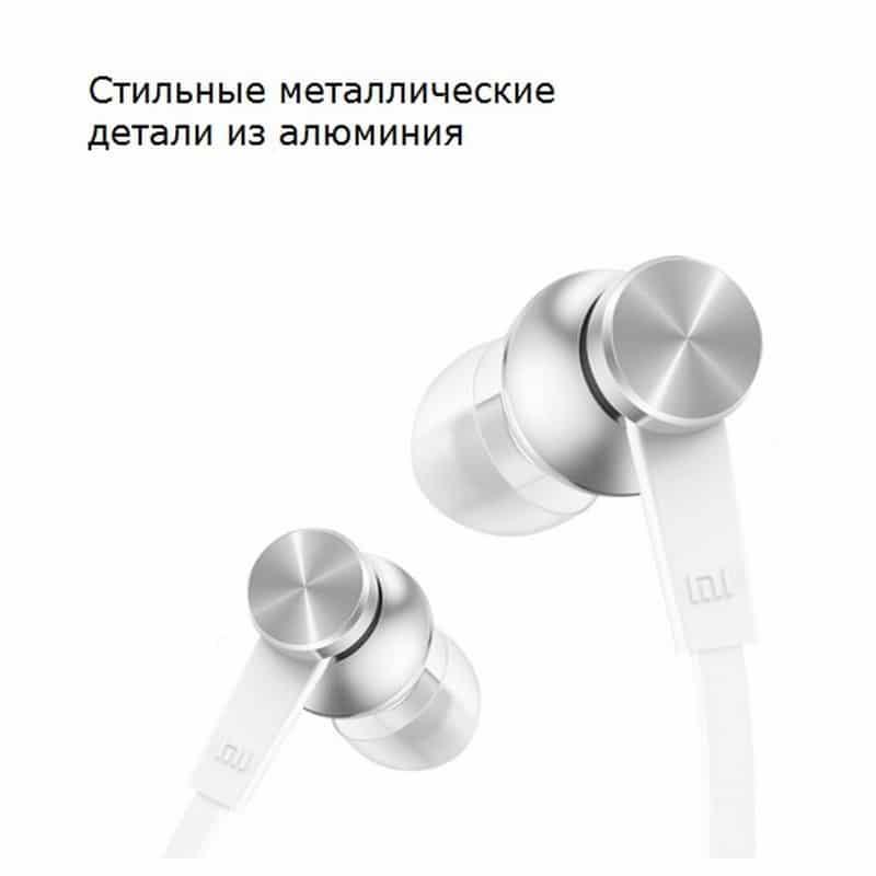Бюджетные Hi-Fi наушники-вкладыши Xiaomi HSEJ02JY – пульт управления, микрофон, проводные 210832