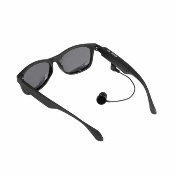34625 - Солнцезащитные беспроводные Bluetooth очки - ответ на вызов, воспроизведение музыки до 4-х часов, 15 метров Bluetooth