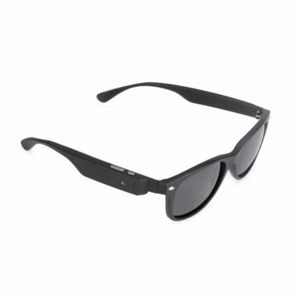 34626 - Солнцезащитные беспроводные Bluetooth очки - ответ на вызов, воспроизведение музыки до 4-х часов, 15 метров Bluetooth