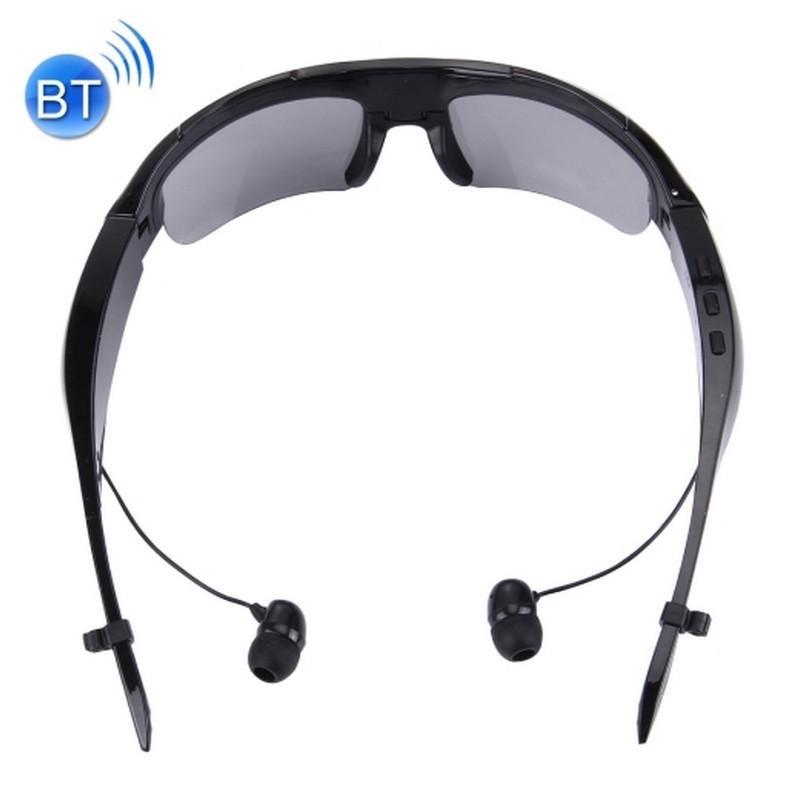 34629 - Солнцезащитные очки-стереогарнитура KALEMER KL-300 - Bluetooth 4.1 до 10 метров, до 5 часов разговора, воспроизведение музыки