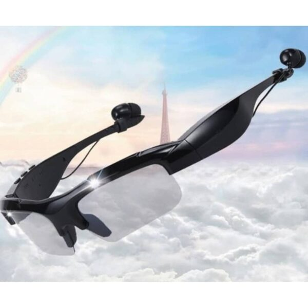 34637 - Солнцезащитные очки-стереогарнитура KALEMER KL-300 - Bluetooth 4.1 до 10 метров, до 5 часов разговора, воспроизведение музыки