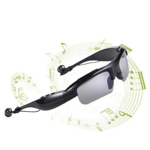 34639 - Солнцезащитные очки-стереогарнитура KALEMER KL-300 - Bluetooth 4.1 до 10 метров, до 5 часов разговора, воспроизведение музыки