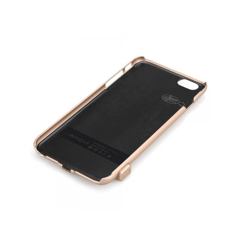 Внешний корпус-аккумулятор C-A483 для iPhone 6, 1500 мАч, индикатор питания, зарядка до 50000 раз 185231