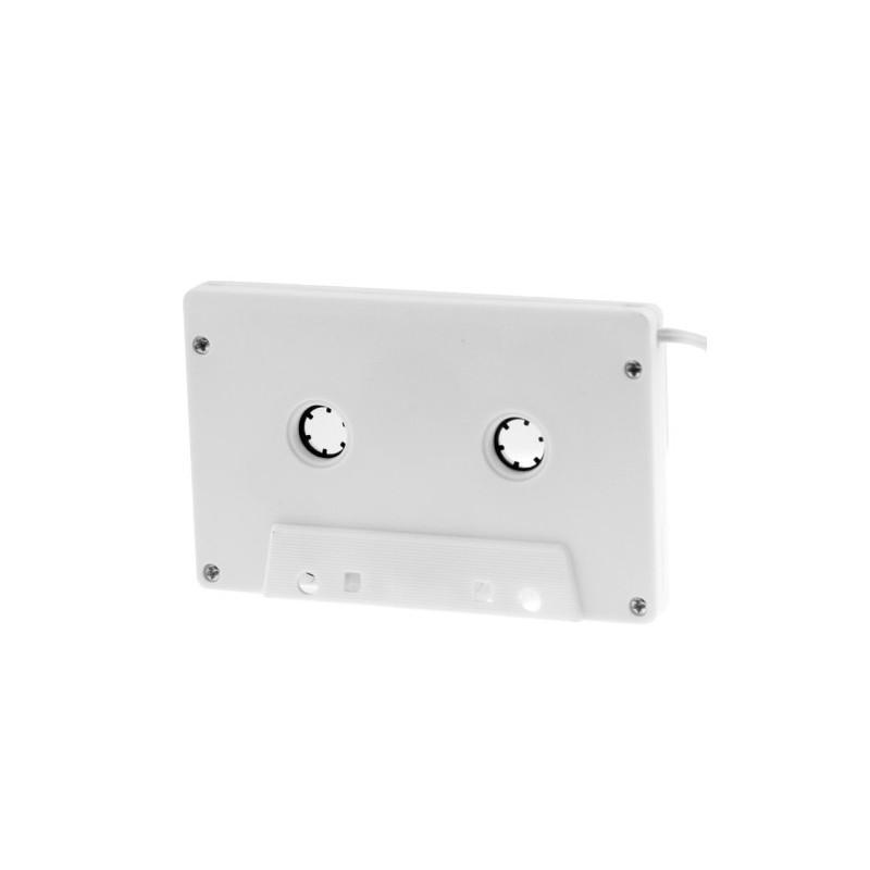 Кассетный адаптер Hunker для автомагнитолы для подключения телефона, MP3-плеера, iPod, CD-плеера 185234