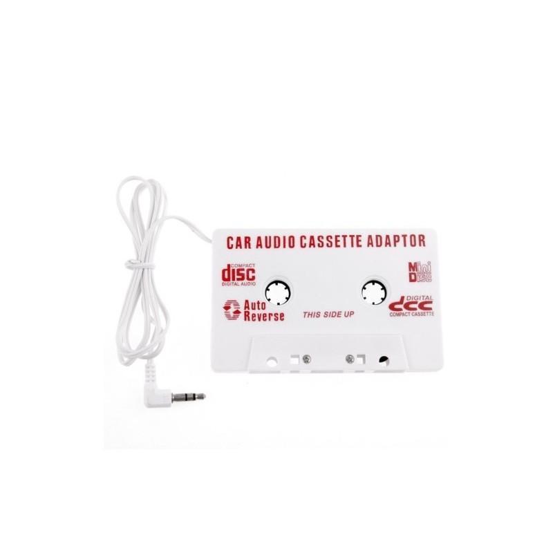Кассетный адаптер Hunker для автомагнитолы для подключения телефона, MP3-плеера, iPod, CD-плеера 185237