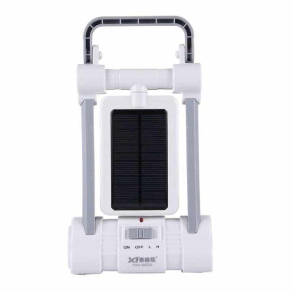 34736 - Портативные складные фонари TGX-6052A - 43 лампочки, солнечная батарея, 2500 мАч