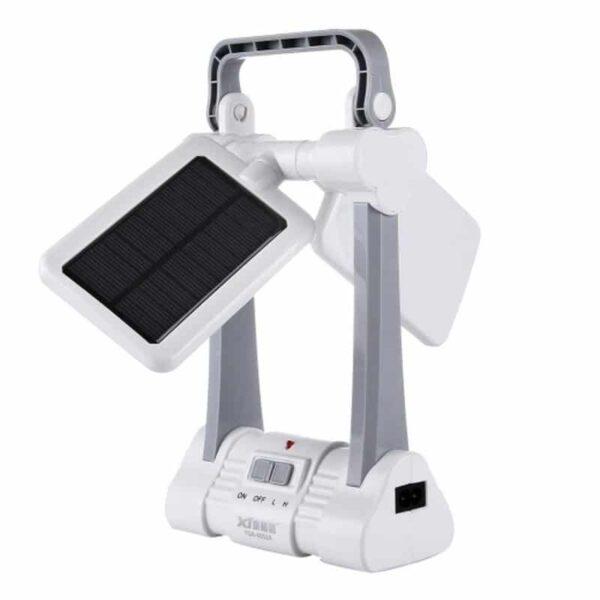 34738 - Портативные складные фонари TGX-6052A - 43 лампочки, солнечная батарея, 2500 мАч