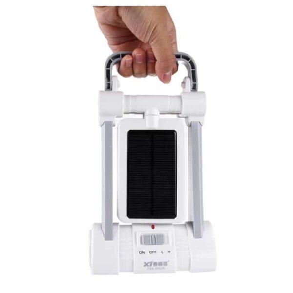 34740 - Портативные складные фонари TGX-6052A - 43 лампочки, солнечная батарея, 2500 мАч