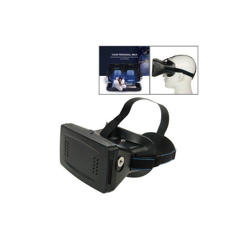 Универсальные VR 3D видео-очки виртуальной реальности S-0001 для смартфона от 3,5 до 6 дюймов