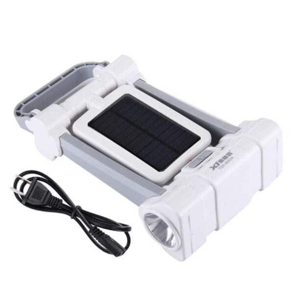 34744 - Портативные складные фонари TGX-6052A - 43 лампочки, солнечная батарея, 2500 мАч