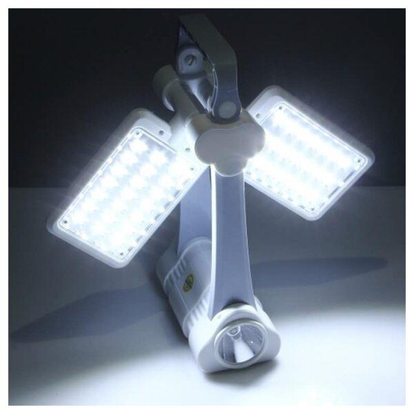 34747 - Портативные складные фонари TGX-6052A - 43 лампочки, солнечная батарея, 2500 мАч