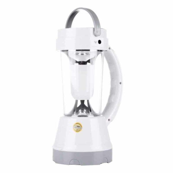 34755 - Портативный фонарь-прожектор TGX-6059S - 17 ламп, солнечная панель, 1500 мАч