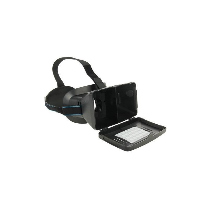 Универсальные VR 3D видео-очки виртуальной реальности S-0001 для смартфона от 3,5 до 6 дюймов 185241