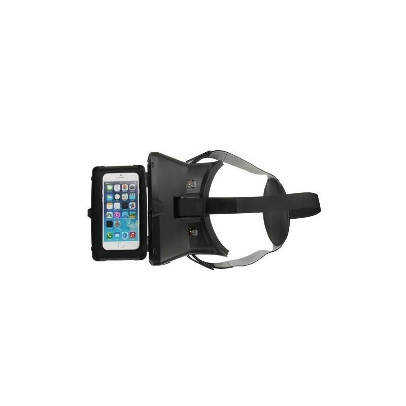 Универсальные VR 3D видео-очки виртуальной реальности S-0001 для смартфона от 3,5 до 6 дюймов 185242