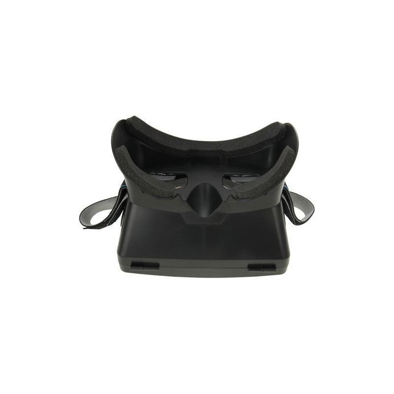 Универсальные VR 3D видео-очки виртуальной реальности S-0001 для смартфона от 3,5 до 6 дюймов 185244