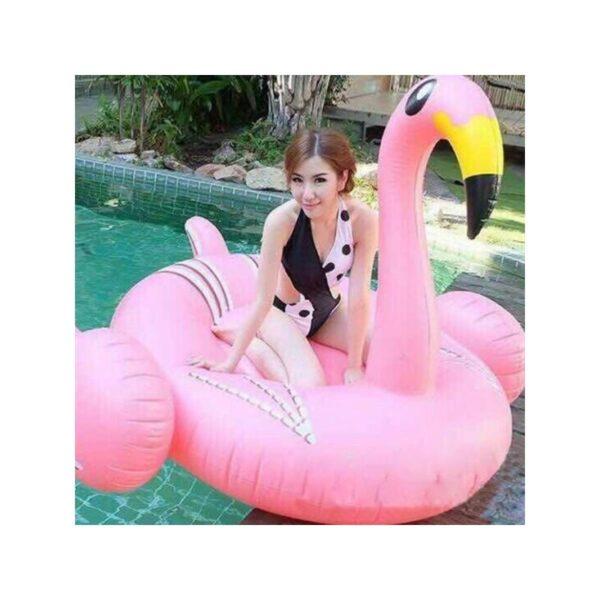 """34796 - Надувной матрас для плавания """"Розовый фламинго"""""""