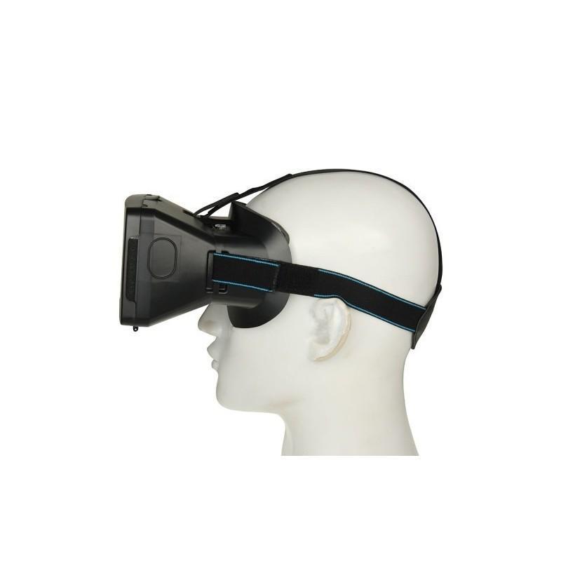 Универсальные VR 3D видео-очки виртуальной реальности S-0001 для смартфона от 3,5 до 6 дюймов 185246