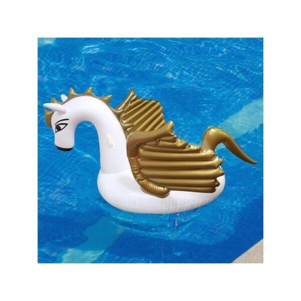 """34828 - Надувной матрас для купания в бассейне и не только """"Сказочный дракон"""""""