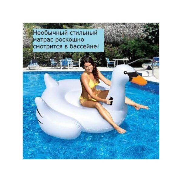 34836 - Надувной матрас для детей и взрослых Duck