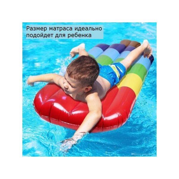 34867 - Детский надувной матрас Popsicle