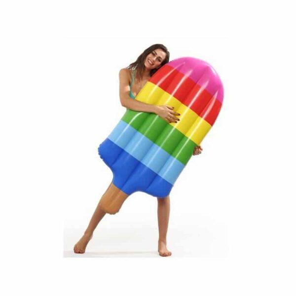 34870 - Детский надувной матрас Popsicle
