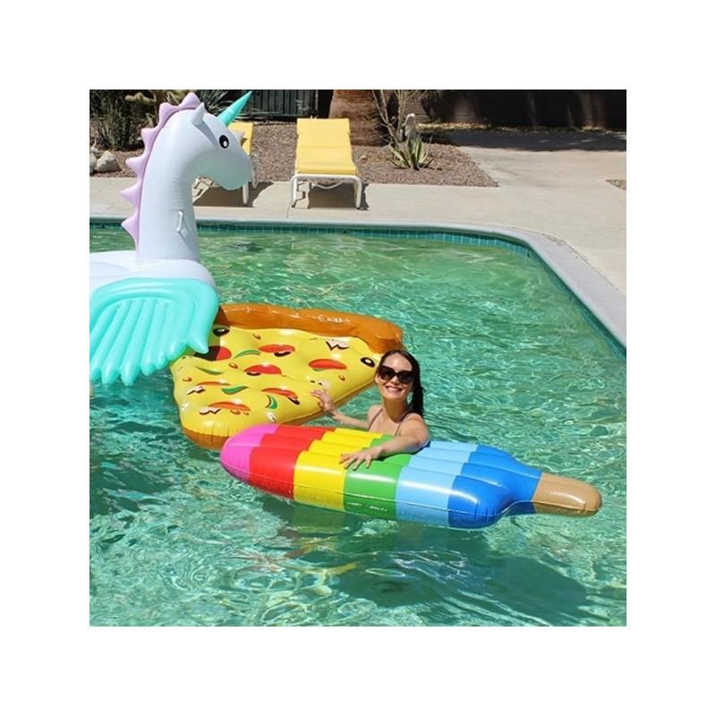 34873 - Детский надувной матрас Popsicle