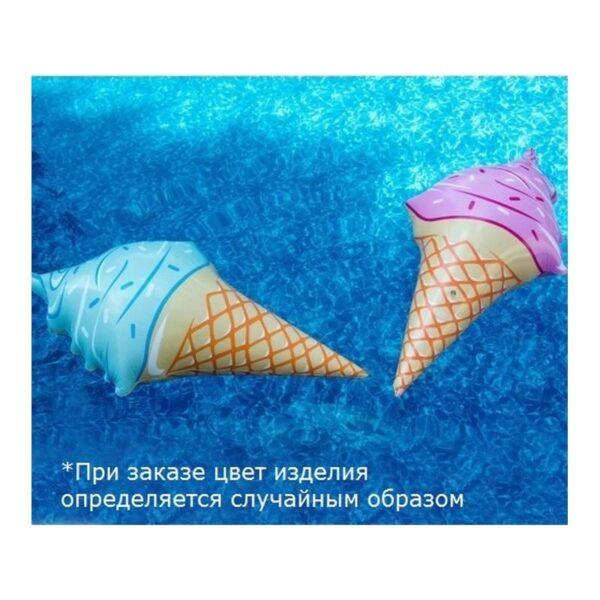34907 - Надувная игрушка для бассейна и пляжа Ice cream
