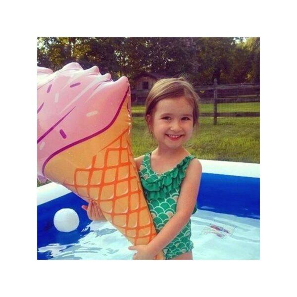 34909 - Надувная игрушка для бассейна и пляжа Ice cream