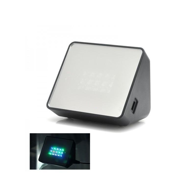 Фальшивый телевизор Fake TV, 15 светодиодов, 55 дБ, слот для карты Micro SD, низкое энергопотребление