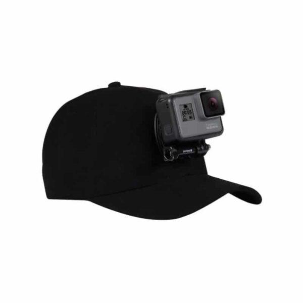 34957 - Бейсболка PULUZ с креплением J-Hook для GoPro HERO5 и других экшн-камер