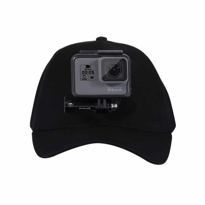 Бейсболка PULUZ с креплением J-Hook для GoPro HERO5 и других экшн-камер 211138