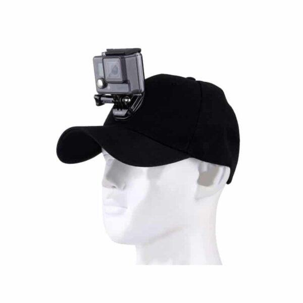 34962 - Бейсболка PULUZ с креплением J-Hook для GoPro HERO5 и других экшн-камер