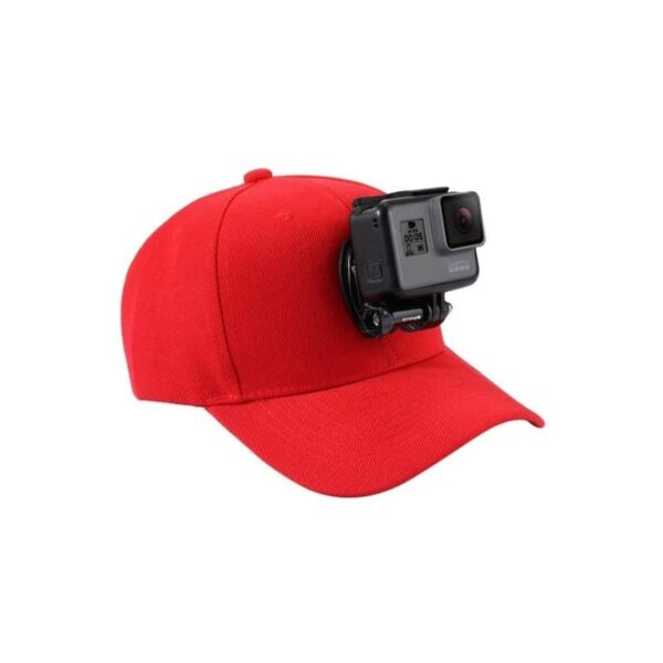 34968 - Бейсболка PULUZ с креплением J-Hook для GoPro HERO5 и других экшн-камер