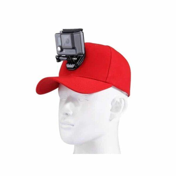 34973 - Бейсболка PULUZ с креплением J-Hook для GoPro HERO5 и других экшн-камер