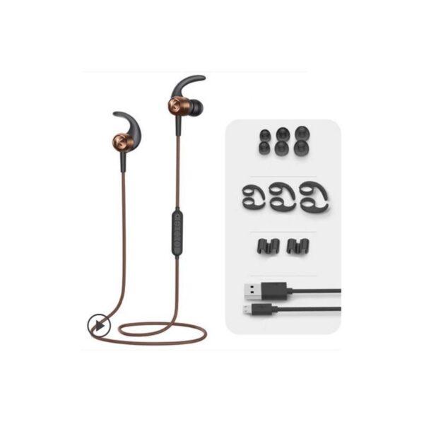 35017 - Bluetooth гарнитура Kugou M1 - Apt-X, до 10 часов музыки и разговоров, шумоподавление
