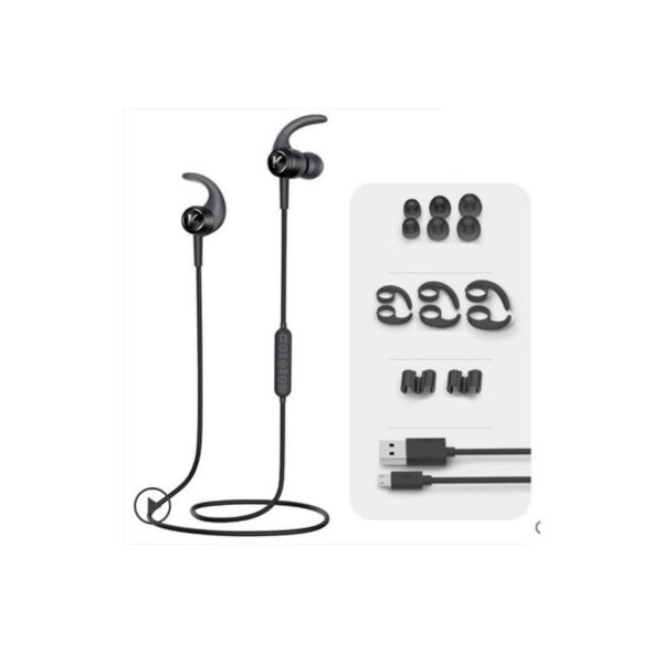 35018 - Bluetooth гарнитура Kugou M1 - Apt-X, до 10 часов музыки и разговоров, шумоподавление