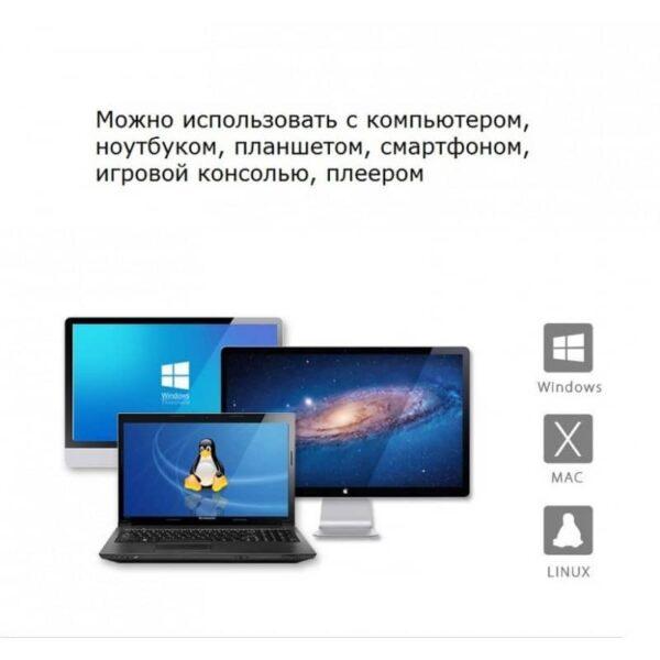 35038 - Внешний бокс для жесткого диска ORICO USB 3.0 - 2.5 дюйма, USB 3.0, до 2 Тб, поддержка HDD и SSD