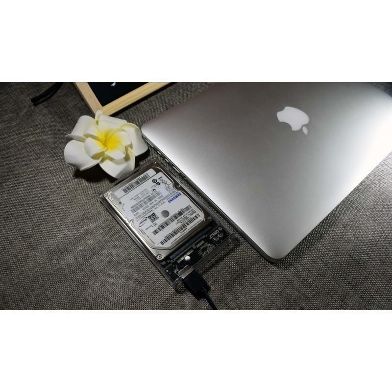 35041 - Внешний бокс для жесткого диска ORICO USB 3.0 - 2.5 дюйма, USB 3.0, до 2 Тб, поддержка HDD и SSD
