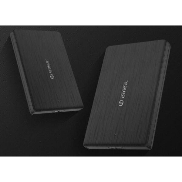 35176 - Портативный бокс для жесткого диска ORICO 2189U3 - USB 3.0, 2.5 дюйма, HDD и SSD, до 2 Тб