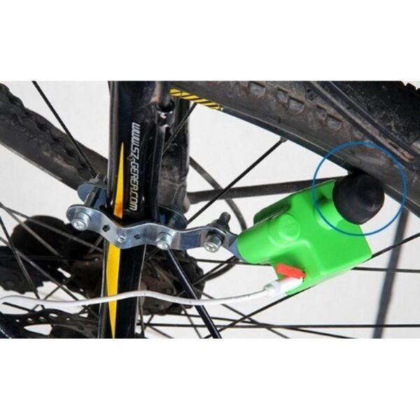 35193 - Динамо-машина на велосипед с USB выходом 5V 1A