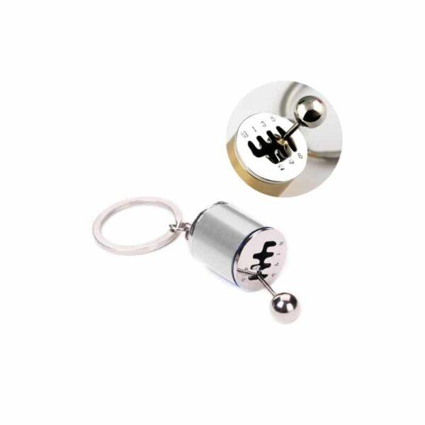 35279 - Брелок для ключей - Переключатель скоростей в миниатюре