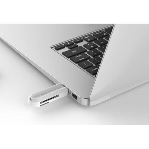 35326 - Картридер ORICO CRS 21 - USB 3.0, OTG, SD + Micro SD