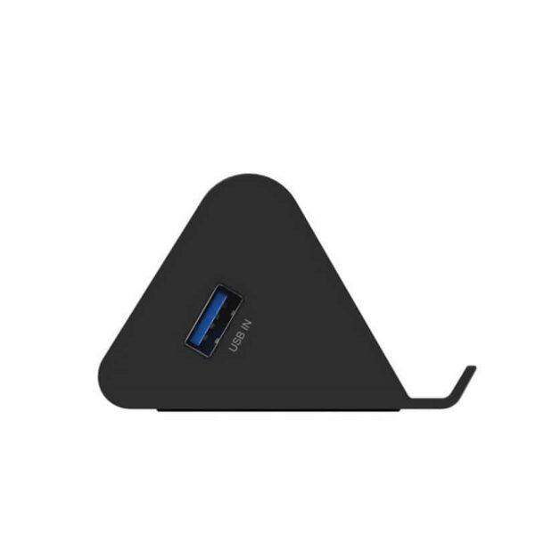 35331 - Многофункциональный USB HUB от ORICO - 4 х USB 2.0 / USB 3.0, кабель 1 м / 2 м, 5 Гб/с, подставка