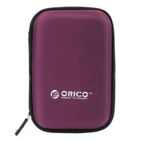35503 - Кейс на молнии Orico PHD-25-CO для хранения/переноски жесткого диска и аксессуаров