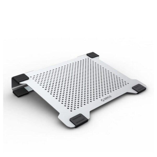 """35516 - Алюминиевая подставка-радиатор Orico NA15 для 14"""", 15.6"""" и 17-дюймовых ноутбуков (с двумя вентиляторами)"""